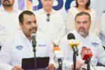 Rubén Muñoz, un mentiroso, que pretende abusar de la buena fe de los paceños: Bustos Alvarado