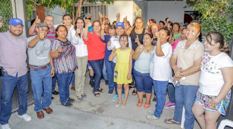 Atenderé las necesidades de los sudcalifornianos: Lupita Saldaña