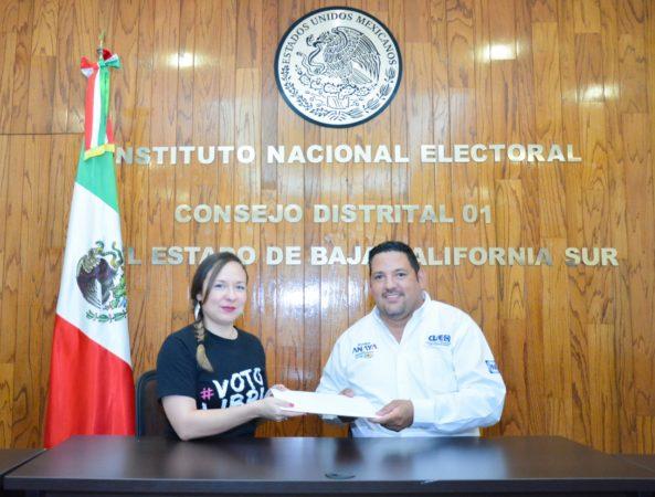 Registra el PAN al cien por ciento de su estructura electoral ante el INE