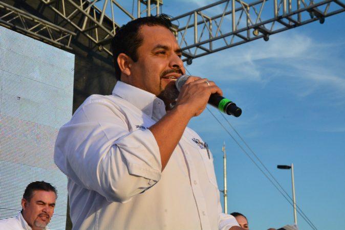 Su pasado corrupto alcanzó a Rubén Muñoz: Javier Bustos