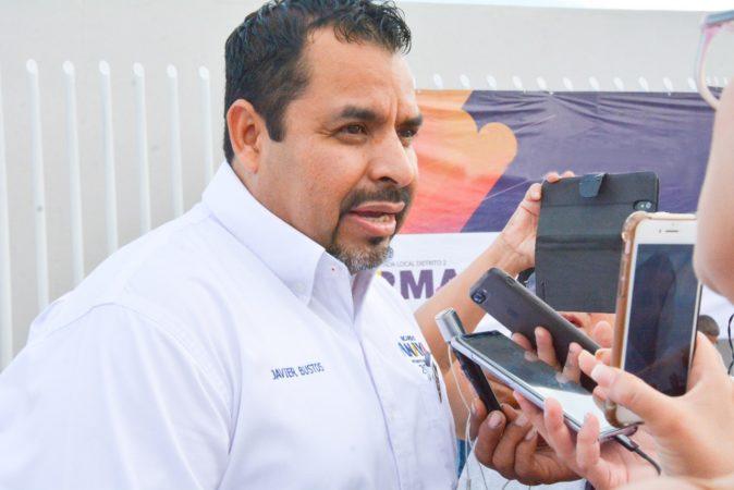 Baja California Sur continua por la ruta del crecimiento, de la mano del Gobernador Carlos Mendoza Davis: Javier Bustos