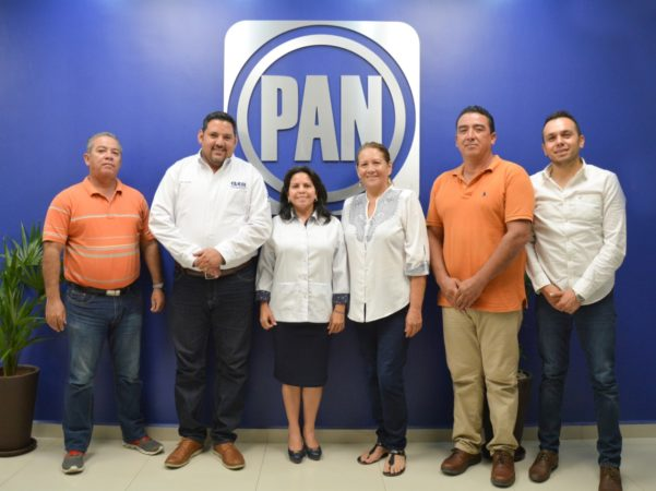 Instala el PAN Comisión Electoral Organizadora de la elección de Presidente y Comité Directivo Estatal