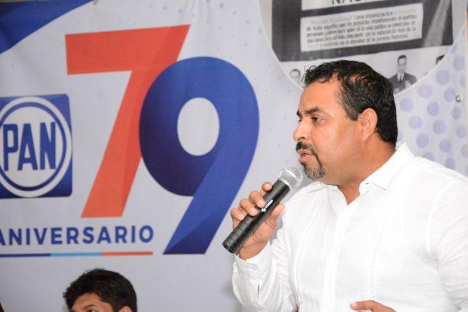 México crece de la mano de los gobiernos del PAN: Javier Bustos