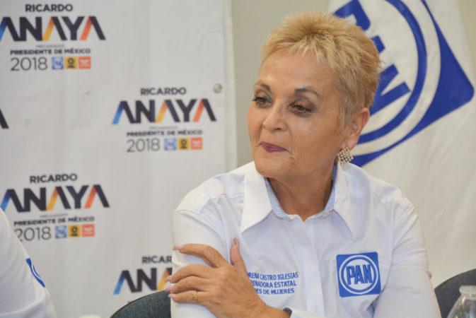 A Jisela Paes la respalda su trabajo y buen desempeño en la función pública: Ana Lorena Castro Iglesias