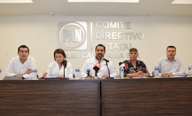 DIPUTADOS LOCALES Y FEDERALES DEL PAN PRESENTAN EJES FUNDAMENTALES DE SU AGENDA LEGISLATIVA