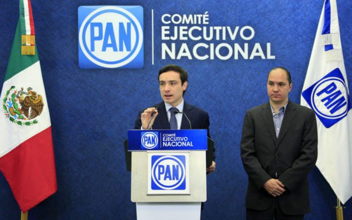Anuncia PAN primeras acciones para revertir la decisión de cancelar la construcción del NAIM en Texcoco