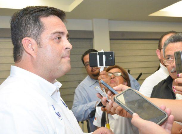 El PAN votó a favor de la eliminación del fuero: Rochín