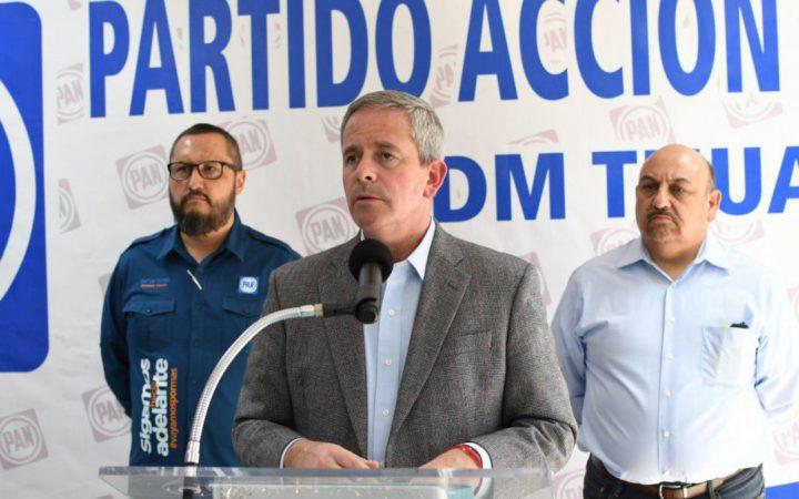 AMLO ha puesto a México en la vitrina del retroceso: Marcelo Torres Cofiño