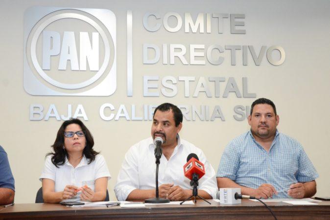 Carlos Rochin obtiene el triunfo en el proceso de renovación de la dirigencia estatal del PAN
