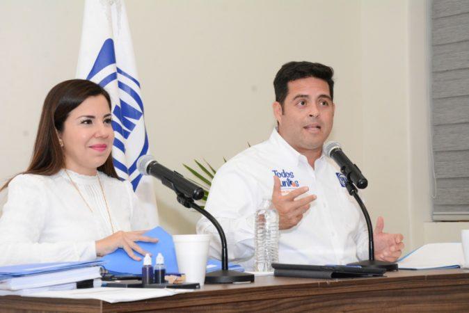 Se aprueba la integración de la Comisión Permanente estatal del PAN