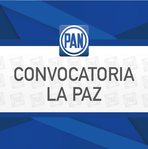 Convocatoria La Paz