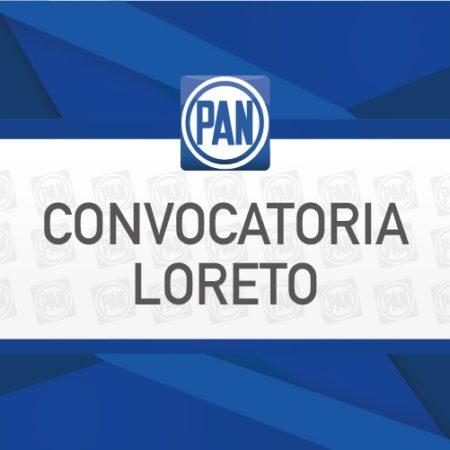 Convocatoria Loreto
