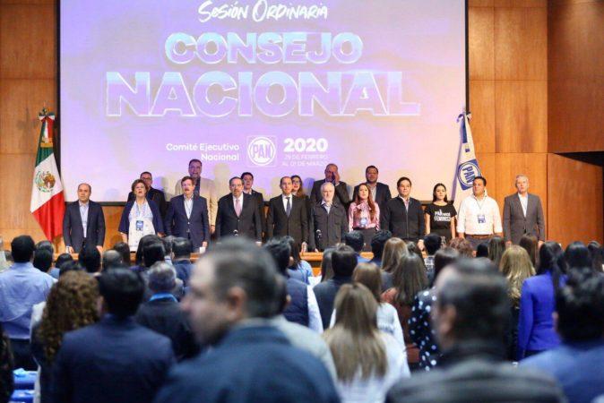 Acción Nacional, el mejor instrumento con que cuenta México para el 2021: Marko Cortés