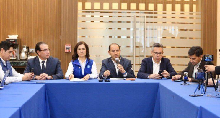 Innegable la desaprobación del gobierno morenista: Marko Cortés