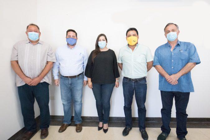 PAN, PRI, PRD, PRS y Humanista adoptan la agenda de la iniciativa Sí Por México