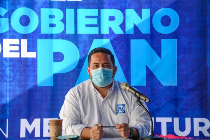 Acción Nacional no permitirá que el desastre que padecen otros estados, por las malas decisiones de Morena, se aplique en BCS