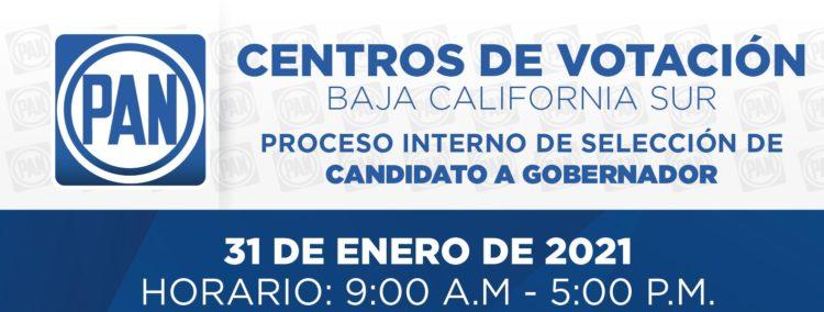 Conoce la ubicación de los centros de votación para la jornada del día 31 de enero