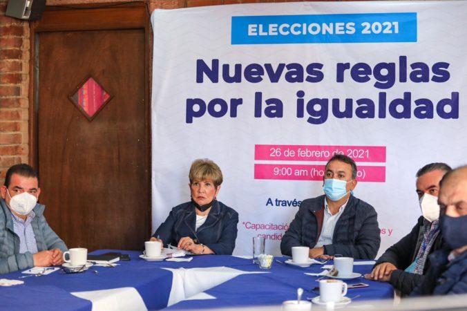 Acción Nacional quiere un país más igualitario y con las mismas oportunidades para hombres y mujeres