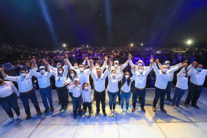 En BCS nadie se queda atrás: Pelayo; ofrece más apoyos sociales y nuevos empleos