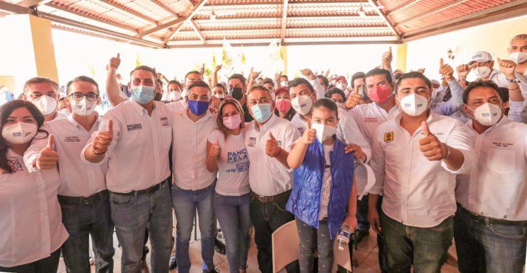 El voto joven en La Paz está con Ricardo Barroso y Unidos Contigo
