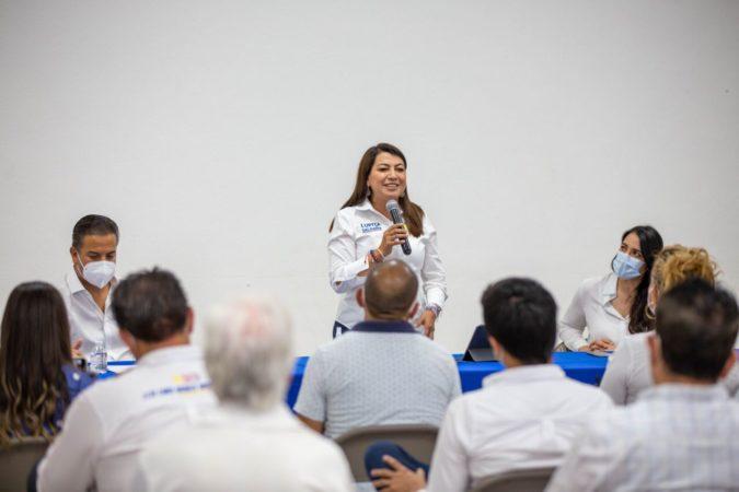 Vamos a redireccionar a Los Cabos: Lupita Saldaña