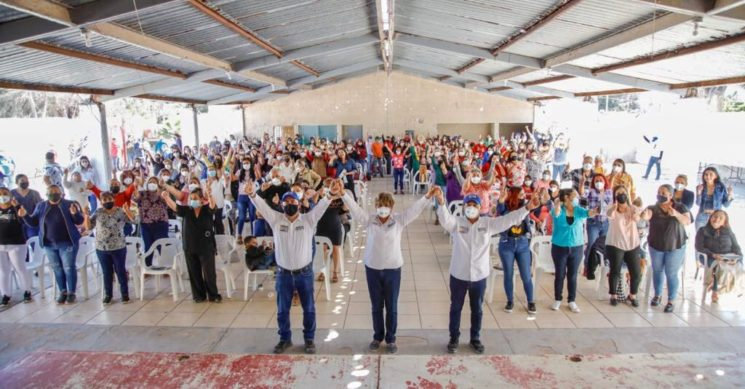 FALTA UNOS CUANDOS DIAS PARA CONSUMAR EL TRINFO: ADELA GONZÁLEZ